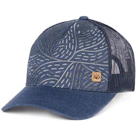 tentree Altitude Hat dark ocean blue